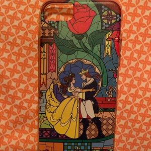 Beauty And The Beast IPhone 7 case!